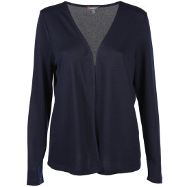 Damen Cardigan in offener Form