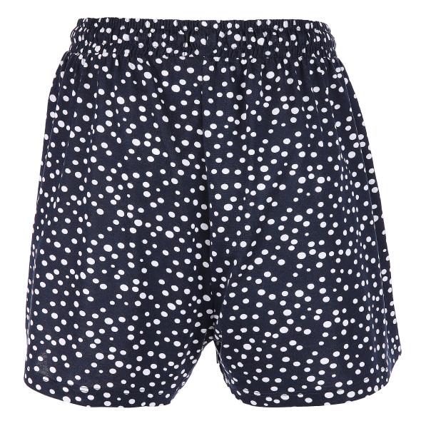 Damen Shorts im Alloverprint