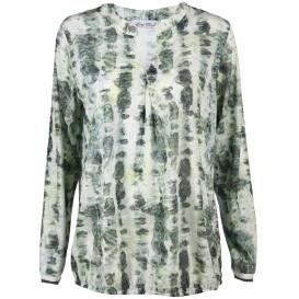 Damen Ausbrenner Shirt