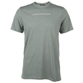 Herren T-Shirt mit kleinem Schriftzug
