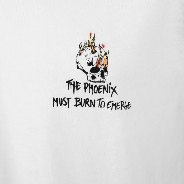 Herren T-Shirt mit kleinem Print