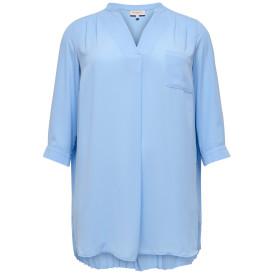 Only Carmakoma CARFELIA 3/4 LONG PLI Bluse