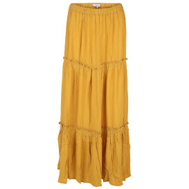Only Carmakoma CARPATRO MAXI SKIRT Stufenrock