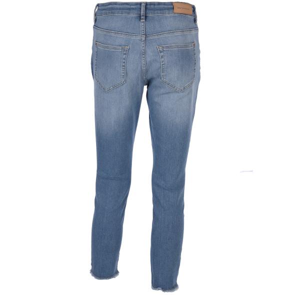 Only Carmakoma CARWILLY REG ANK SK J Jeans