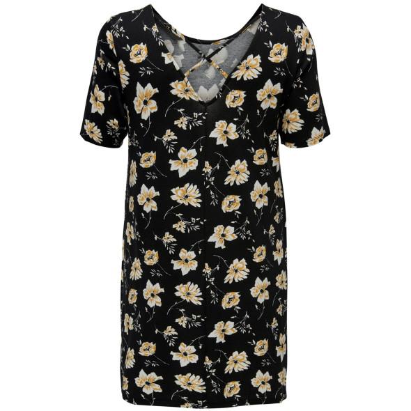 Only Carmakoma CARBANDANA S/S DRESS Blumenkleid
