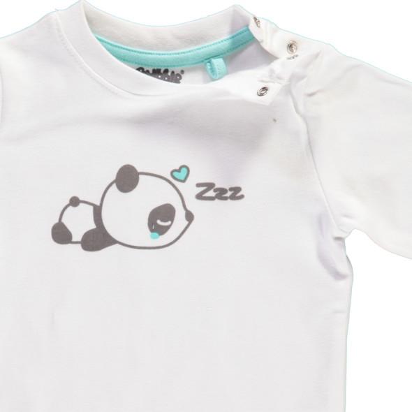 Baby Langarmpyjama 2tlg.