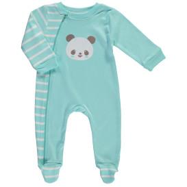 Baby Pyjama mit Füßchen