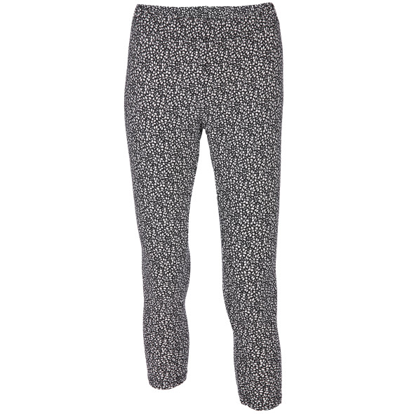 Damen Caprileggings mit Print