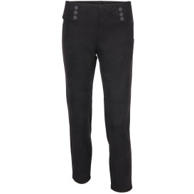 Damen Leggings in Alcantara