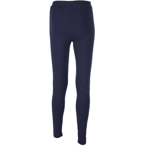 Damen Leggings unifarben