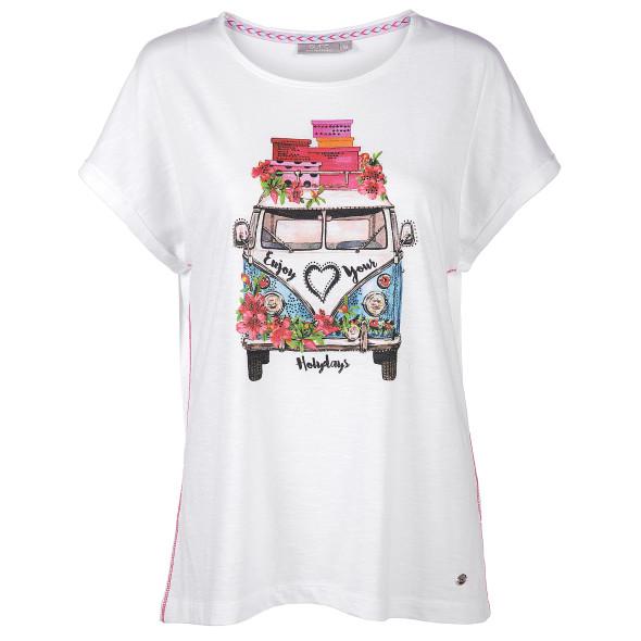 Damen Shirt mit Strass