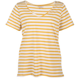 Only Carmakoma  CARLIFE LIFE  V-NECK große Größen Shirt