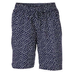 Damen Flattershorts im Alloverprint