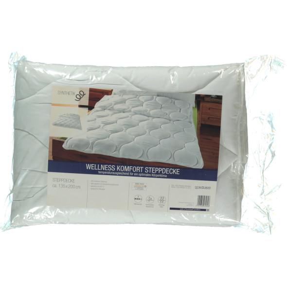 Wellness Comfort Steppdecke 135X200 cm