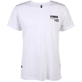 Herren Shirt mit beidseitigem Print
