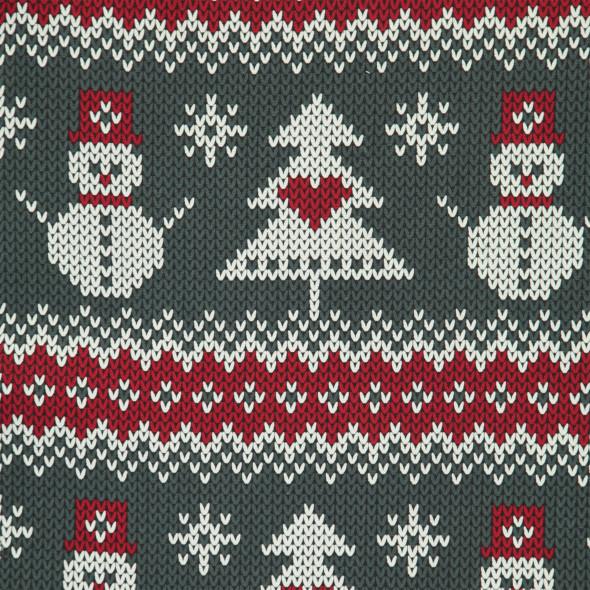 Tischläufer mit weihnachtlichem Motiv, 40x140cm