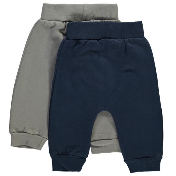 Baby Jogginghose im 2er Pack