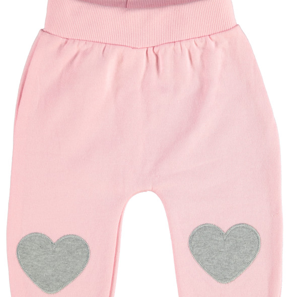 Baby Mädchen Jogginghose im 2er Pack