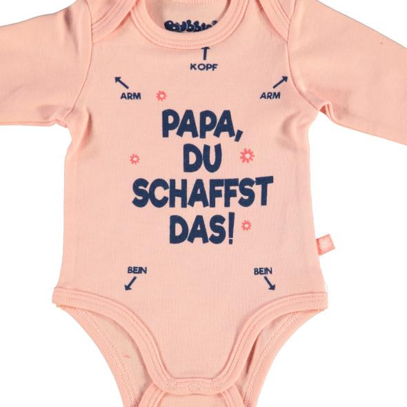 Baby Mädchen Sprüchebody im 2er Pack