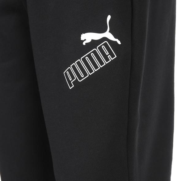 Herren Jogginghose mit Logoprint