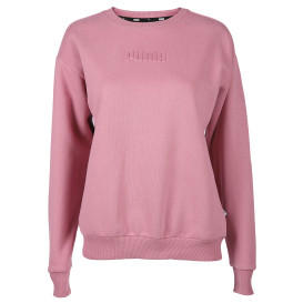 Damen Sweatshirt mit Wording Print