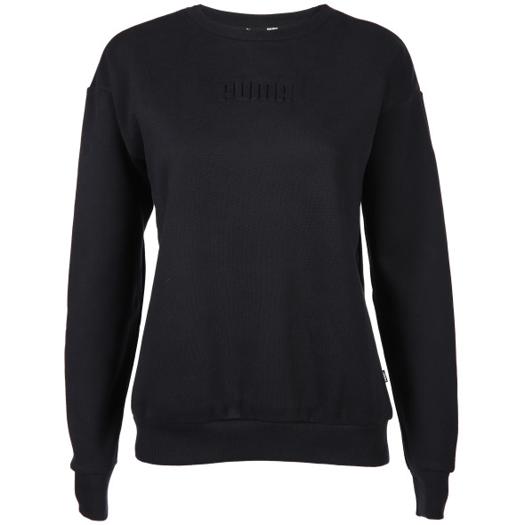Damen Sweatshirt mit Wording Print
