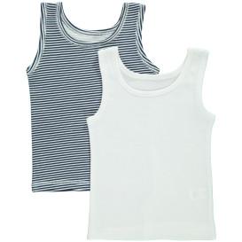Jungen Unterhemd im 2er Pack