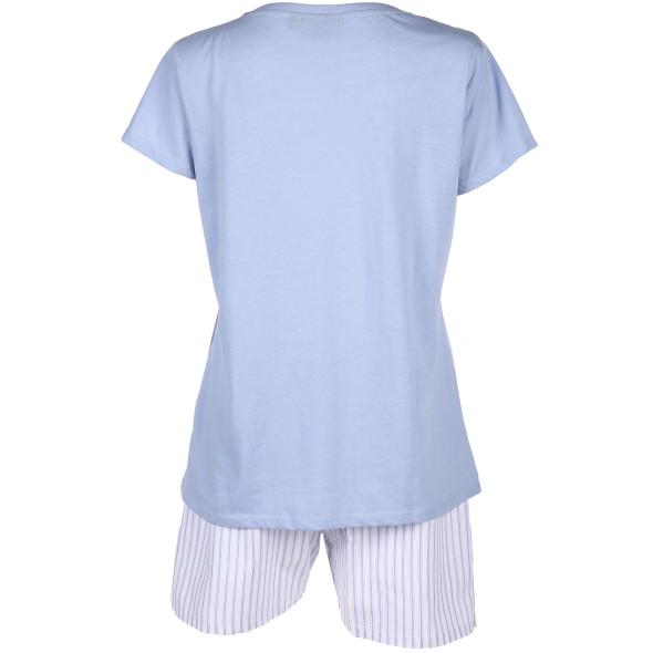 Damen Shorty Pyjama Set