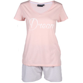 Damen Shorty Pyjama Set