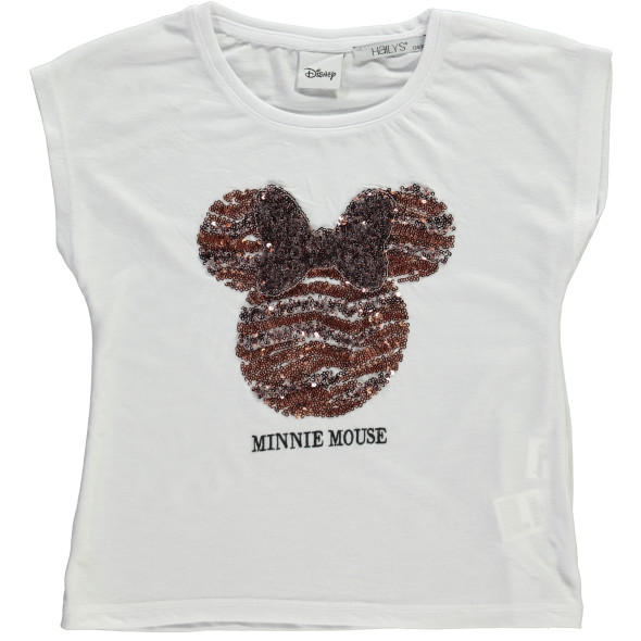 Hailys Teens JOY Shirt mit Pailletten