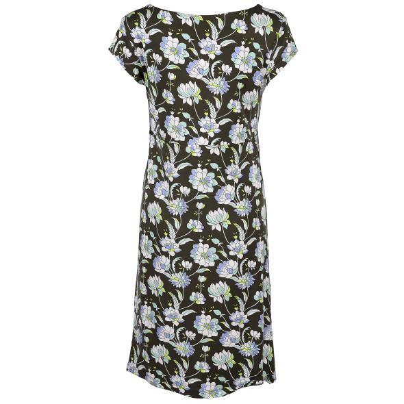 Damen Kleid mit floralen Mustern