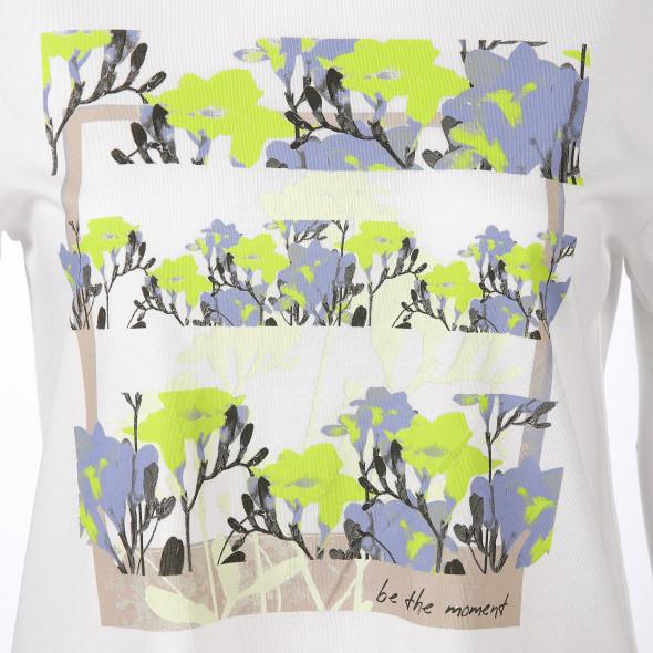 Damen Shirt mit floralem Print