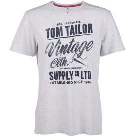 Herren T-Shirt im Vintage Style mit Print