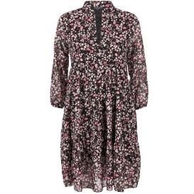 Damen Kleid mit Blümchenprint