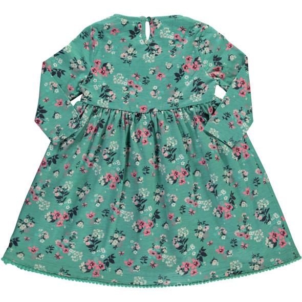 Mädchen Kleid im floralen Look