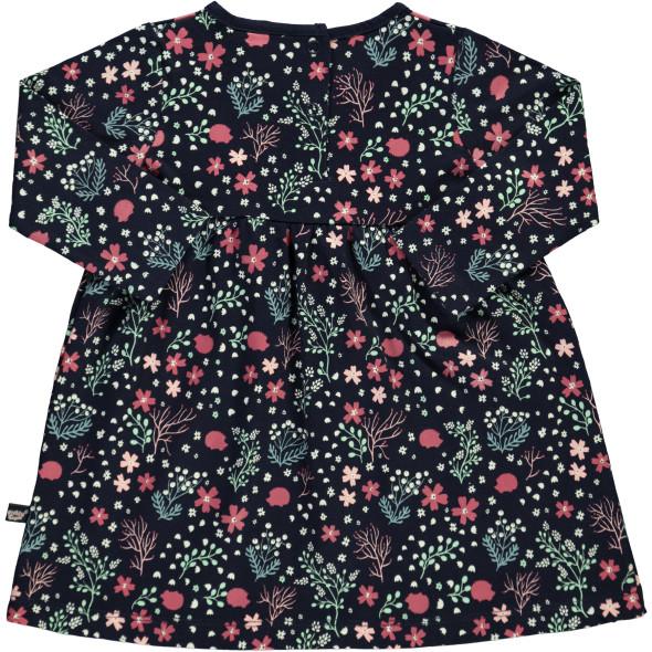 Mädchen Kleid mit floralem Print