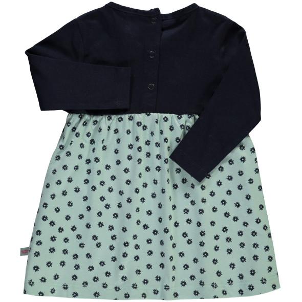 Baby Mädchen Kleid mit Bolero Jäckchen