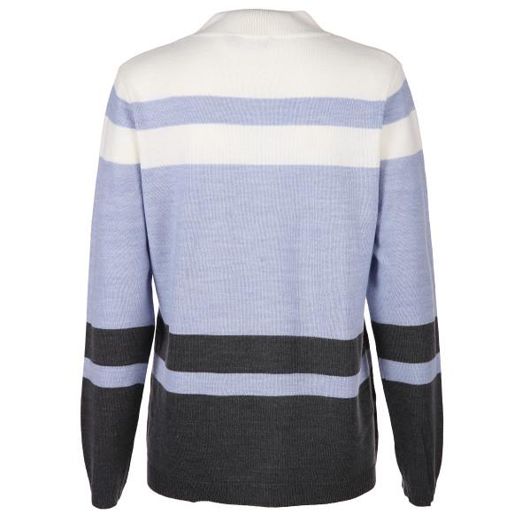 Damen Pullover mit Streifen