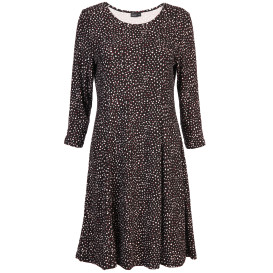 Damen Kleid im Alloverprint