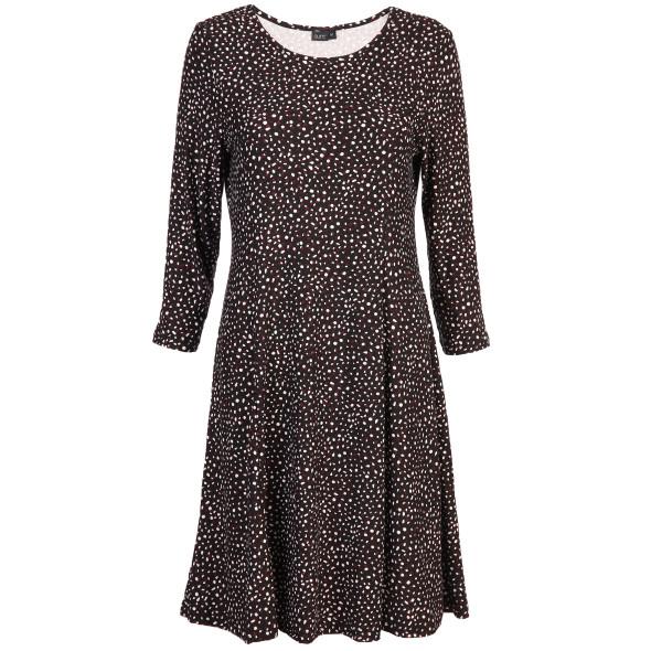 Damen Kleid im Alloverprint