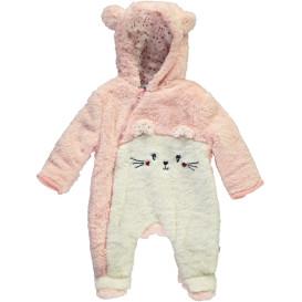Baby Mädchen Overall mit vielen Details