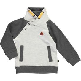 Jungen Sweatshirt mit vielen Details