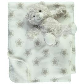 Baby Krabbeldecke und Teddy