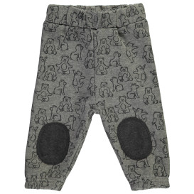 Jungen Thermo-Jogginghose mit Alloverprint