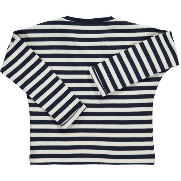 Baby Langarmshirt mit Streifen