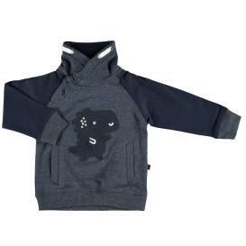 Baby Jungen Sweatshirt mit Appliaktion
