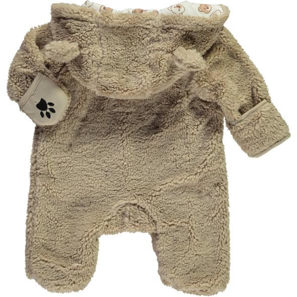 Baby Overall mit vielen Details