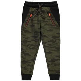 Jungen Jogginghose mit Camouflage-Muster