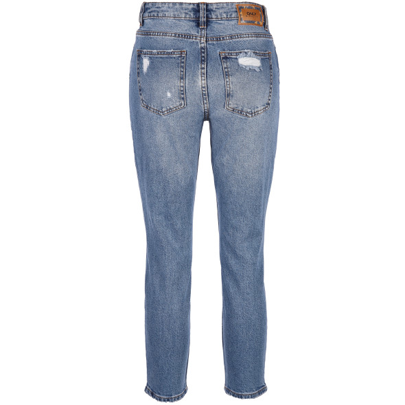 Only ONLEMILY HW ST CROP A Jeans