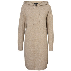 Vero Moda VMDOFFY LS HOOD DRESS Kleid